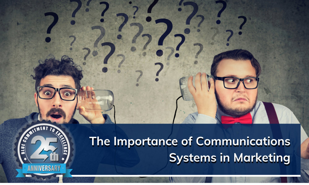 communications systems for marketing