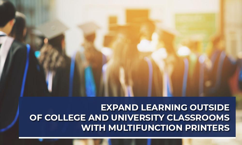 BP1 University MFPs