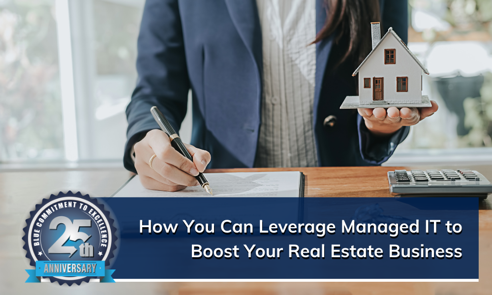 The Power of Combining Managed IT and Real Estate