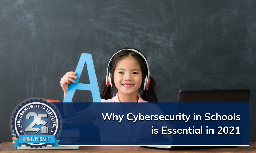 Cybersecurity, Education, Managed IT